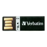 USB-Stick Verbatim 43951, Speicherkapazität: 16GB, schwarz