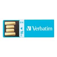 USB-Stick Verbatim 43954, Speicherkapazität: 16GB, blau