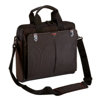 Laptoptasche Targus CN515EU, Classic, 15,6 Zoll, Polyester, schwarz