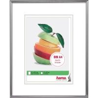 Bilderrahmen Hama 61776, Sevilla, 21x29,7cm, (Bildformat: 15 x 20cm), silber