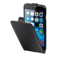 Hardcase für iPhone 6 / 6s 135051, Flap Case, mit Frontklappe, schwarz