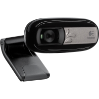PC-Webcam Logitech C170, USB, schwarz