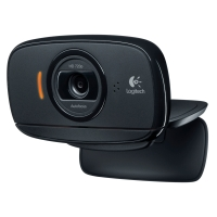 PC-Webcam Logitech B636HD Business, USB, schwarz