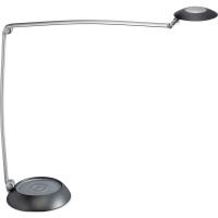 LED-Tischleuchte Maul 8202195, space, 8 Watt, silber