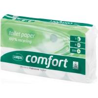 Toilettenpapier Wepa 36045, 3-lagig, weiß, 8 Stück