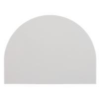 Ansatztisch f. Konferenztisch VKA60/5, Maße: 60x80cm (LxB), grau Montageservice