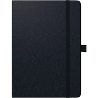 Buchkalender 2018 Brunnen 79666 Kompagnon, 1 Woche / 2 Seiten, A5, schwarz