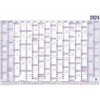 Plakatkalender 2018 Güss 17000, 16 Monate / 1 Seite, 99 x 60cm