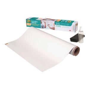 Whiteboardfolie Post-it DRY ERASE DEF4x3-EU, Maße: 0,9 x 1,2m, weiß