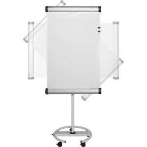 Flipchart Maul 6370682 Flip2Use, Maße: 66 x 97cm, silber