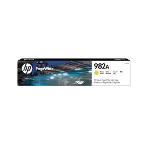 Toner HP T0B25A, Reichweite: 8.000 Seiten, gelb