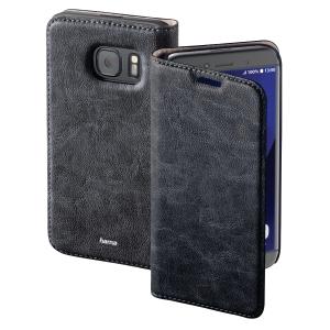 Hardcase für Samsung Galaxy S7 176714, Flap Case, mit Frontklappe, schwarz
