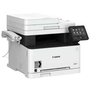 Multifunktionsgerät Canon MF635CX Isensys, bis zu 18 Seiten/Minuten