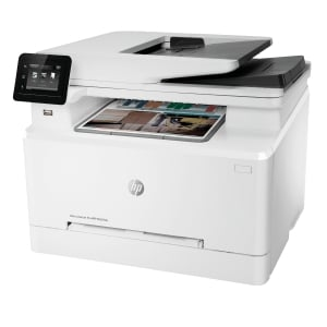 Multifunktionsgerät HP Color LaserJet M281FDN, bis zu 21 Seiten/Min.