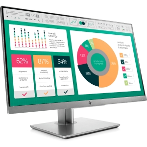 Monitor HP E223, EliteDisplay, 21,5 Zoll / 54,6cm, schwarz