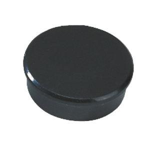 Haftmagnet Dahle 95538, Durchmesser: 38mm, schwarz