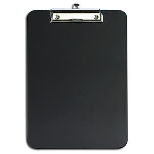 Klemmbrett Wedo 57601, A4, bruchsicheres ABS, schwarz