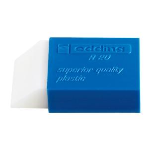 Radierer edding R20, aus Kunststoff, für Bleistifte