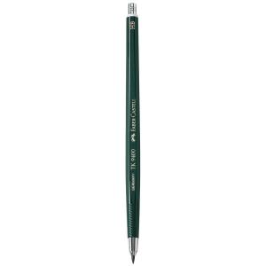 TK-Druckbleistift Faber-Castell 9400 2mm HB Schaft grün