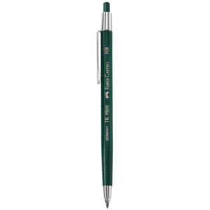 TK-Druckbleistift Faber-Castell 9500 mit Clip 2mm HB Schaft grün