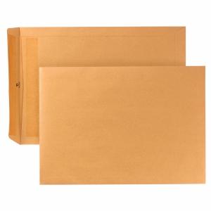 Versandtaschen B4, ohne Fenster, Selbstklebung, 90g, braun, 250 Stück
