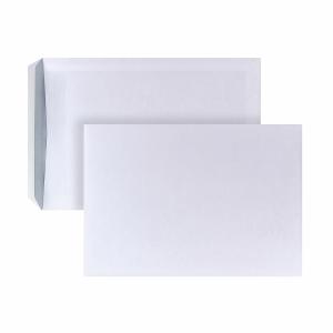 Versandtaschen C4, ohne Fenster, Selbstklebung, 100g, weiß, 250 Stück