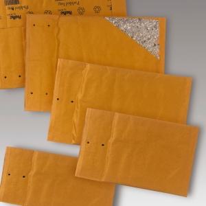 Jiffy-Versandtaschen Typ 4, Innenmaß: 230 x 310mm, 125g, braun