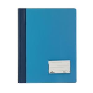 Schnellhefter Durable Duralux 2680, A4 Überbreite, blau