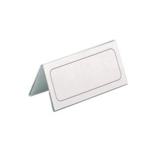 Tischnamensschild Durable 8051, 100 x 52mm