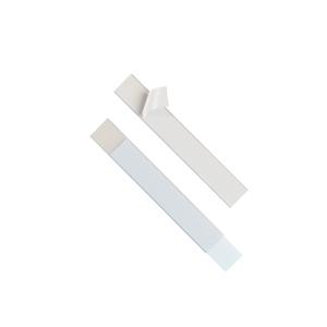 Schildfix Durable 8030, 30x200mm, seitlich offen, transparent, 5 Stück