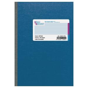 Geschäftsbuch K+E 86-15172, A5, liniert, 96 Blatt