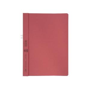 Klemmmappe Elba 36450, A4, Fassungsvermögen: 10 Blatt, ohne Vorderdeckel, rot