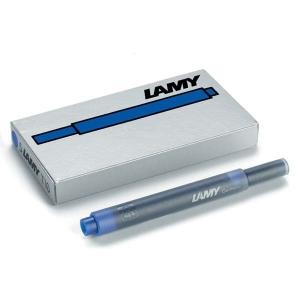 Tintenpatronen Lamy T10, königsblau, 5 Stück.