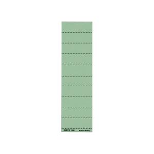 Blankoschilder Leitz 1901, 60 x 21mm, grün, 100 Stück
