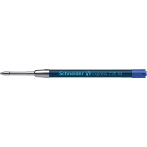 Kugelschreibermine Schneider Slider 735, Strichstärke: medium, blau