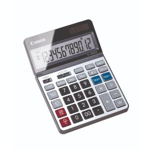 Tischrechner Canon TS-1200TSC, Solar-/Batteriebetrieb, 12 Stellig