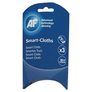 Reinigungstücher AF ASMARTCLOTH3, Mobile Devices, 3 Stück