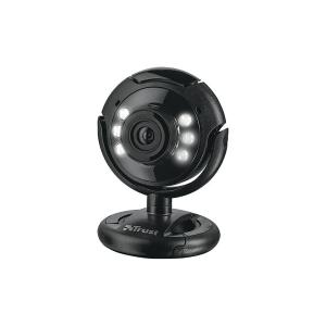 PC-Webcam Trust 16428 Spotlight Pro, LED, USB, schwarz