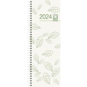 Vormerkkalender 2019 Zettler 718UWS, 1 Woche / 1 Seite, 105 x 295mm