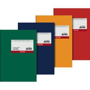 Geschäftsbuch Brunnen 43942, A5, kariert, 60 Blatt