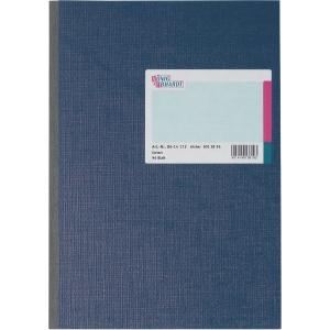 Geschäftsbuch K+E 86-14172, A4, liniert, 96 Blatt
