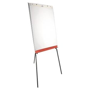 Flipchartblock Lyreco Budget, kariert/blanko, Maße: 65 x 98cm, 40 Blatt, 5 Stück