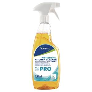 Küchenreiniger Lyreco Pro, Spray, Inhalt: 750ml
