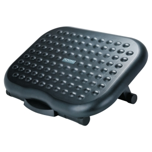 Fußstütze Lyreco 11061163, Super Soft, schwarz