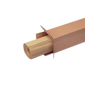 Pinnwandpapier Magnetoplan 1111553, Maße: 110 x 140cm, braun, 50 Blatt