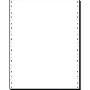 Endlospapier Sigel 12241, 1fach, 304,8 x 240mm, blanko, 70g, LP, 2000 Blatt