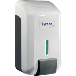 Seifenspender Lyreco 11160393, weiß