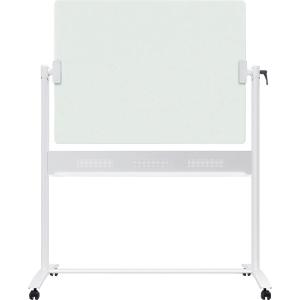 Magnettafel Franken GTST9012, Maße: 90x120 cm (LxB), Glas, weiß