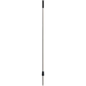 Besenstiel Haug 972, für In-Up Besenköpfe, Aluminium, Länge: 140cm