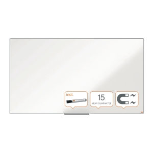 Weißwandtafel Nobo 1905300 Nano Clean, 85 Zoll Widescreen